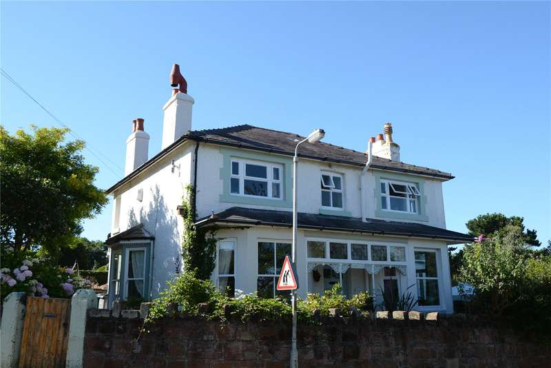 4 Bedrooms Detached House for sale in Darmonds Green, West Kirby, Wirral