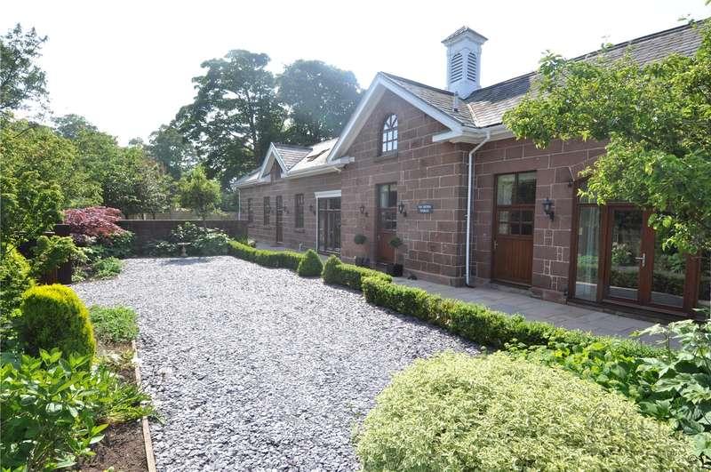 4 Bedrooms Unique Property for sale in The Lydiate, Birkenhead Road, Willaston