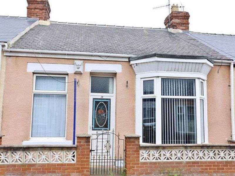 3 Bedrooms Terraced House for sale in Queens Crescent, SR4 7JN
