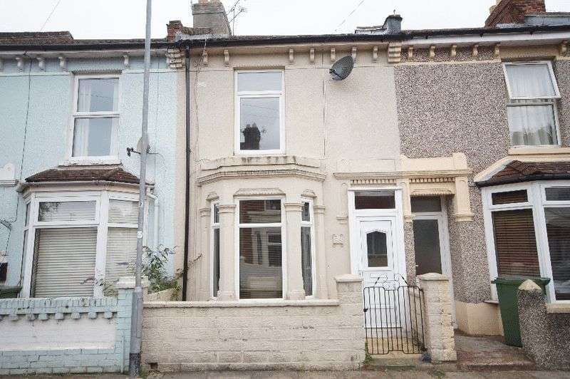 2 Bedrooms Terraced House for sale in Highgate Road, Portsmouth, PO3