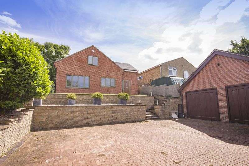 4 Bedrooms Detached House for sale in JASMINE COTTAGE, MAIN STREET, BURNASTON