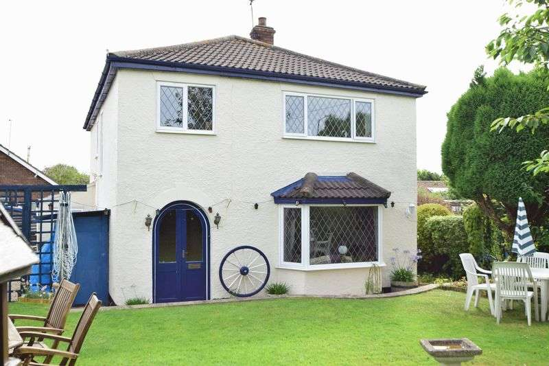 4 Bedrooms Detached House for sale in Priory Lane, Louth