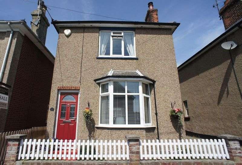 2 Bedrooms Terraced House for sale in Lower Park Road, Brightlingsea