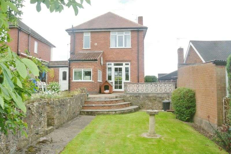 3 Bedrooms Detached House for sale in Brick Kiln Lane, Mansfield