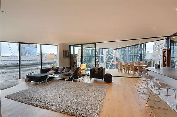 2 Bedrooms Flat for sale in Neo Bankside, South Bank