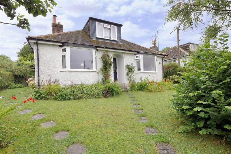 3 Bedrooms Bungalow for sale in Inham Lee, Aughton, Colllingbourne Kingston