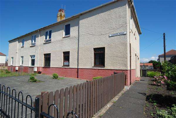 3 Bedrooms Flat for sale in Garven Road, Stevenston