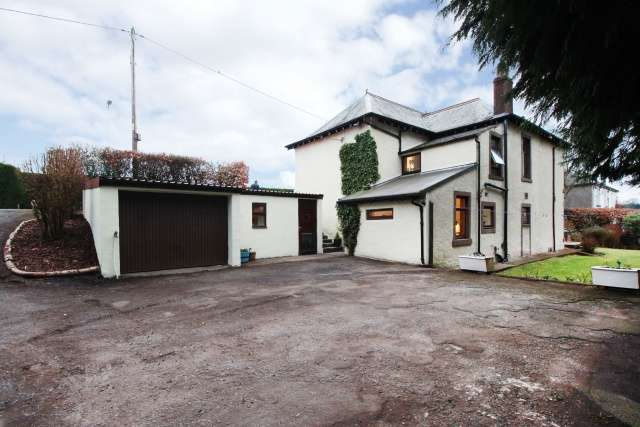 4 Bedrooms Detached House for sale in Main Street, Crook of Devon, Fife, KY13 0UQ