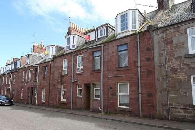 1 Bedroom Flat for sale in Jamieson Street, Arbroath, Angus, DD11 2AZ