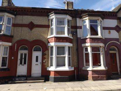 4 Bedrooms Terraced House for sale in Briar Street, Kirkdale, Liverpool, Merseyside, L4