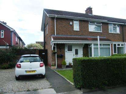 2 Bedrooms Semi Detached House for sale in West Moor Road, Darlington
