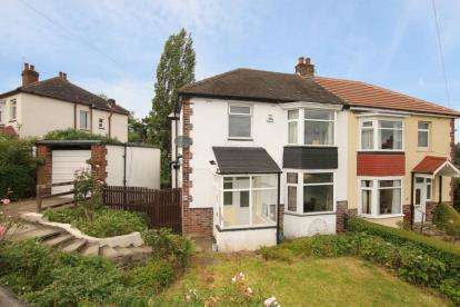 3 Bedrooms Semi Detached House for sale in Montrose Road, Sheffield