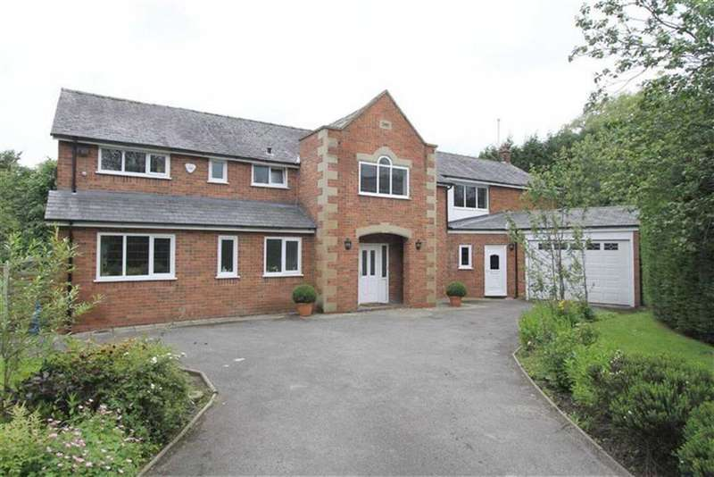 6 Bedrooms Property for sale in Spring Bank Lane, Bamford, Rochdale, Lancashire, OL11