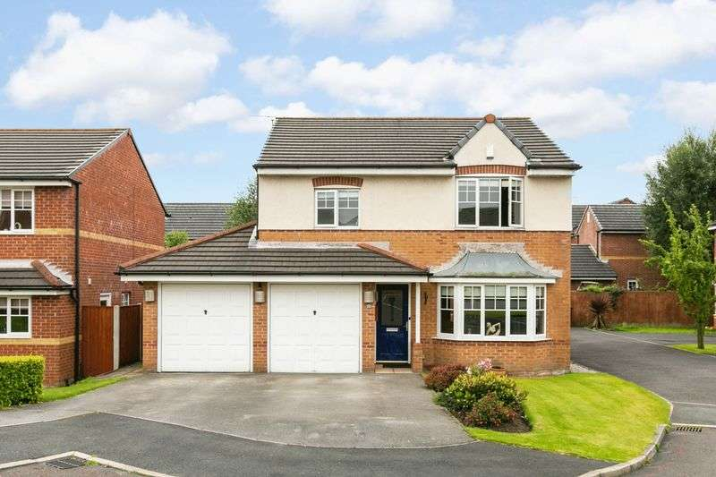 4 Bedrooms Detached House for sale in Harswell Close, Orrell, WN5 8RG