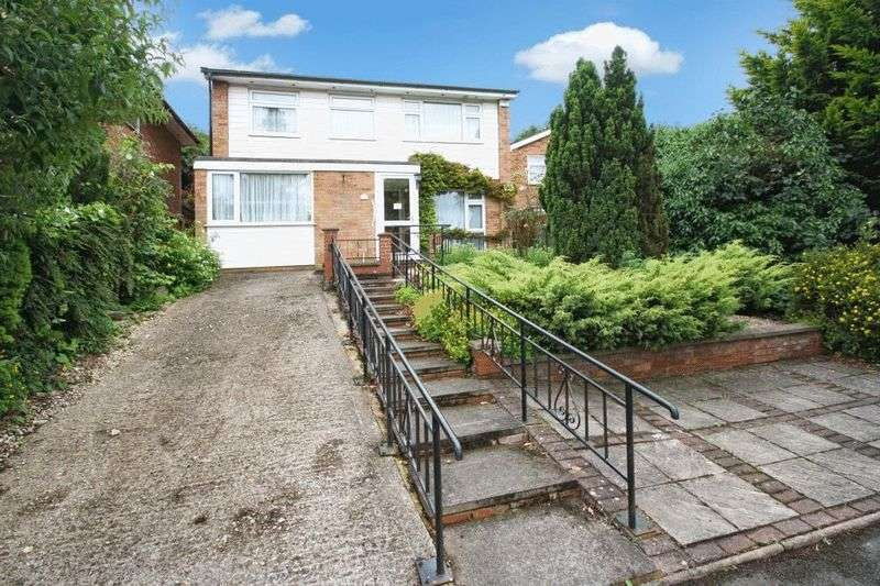 4 Bedrooms Detached House for sale in Bridle Gate, High Wycombe