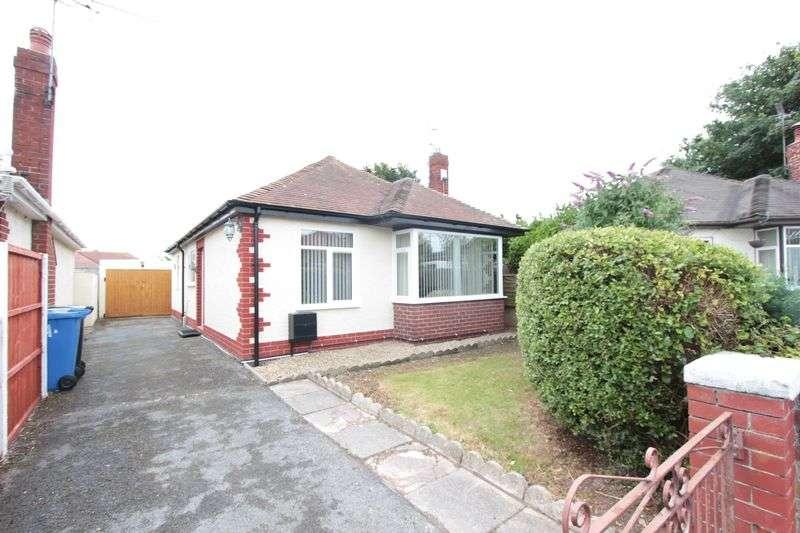 2 Bedrooms Detached Bungalow for sale in Berwyn Crescent, Prestatyn