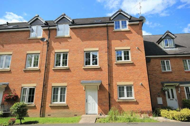 2 Bedrooms Flat for sale in Liverpool Road, Whitchurch
