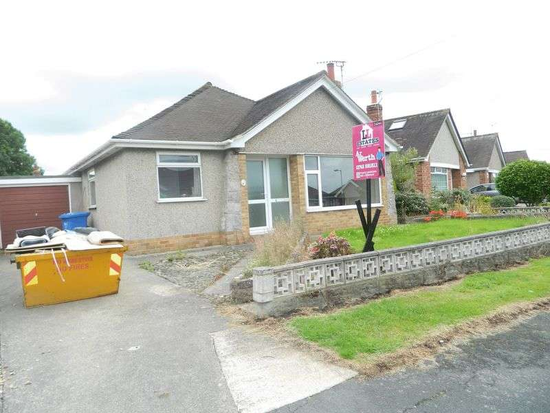 3 Bedrooms Detached Bungalow for sale in Ffordd Ganol, Rhuddlan