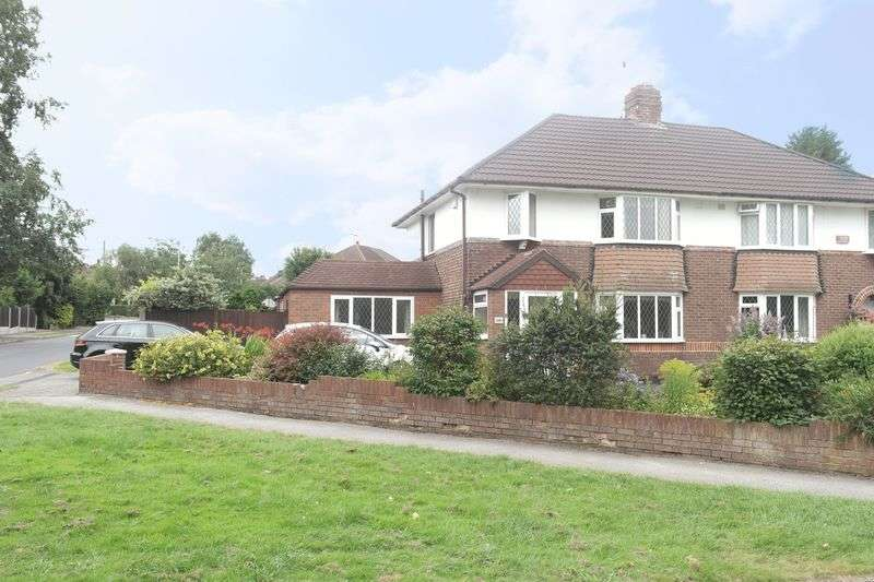 3 Bedrooms Semi Detached House for sale in Walstead Road, Walsall