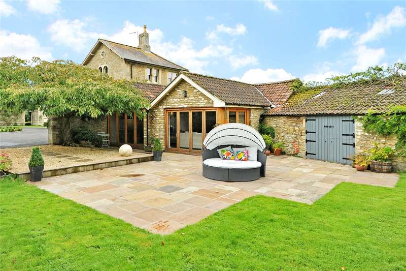5 Bedrooms Detached House for sale in Norton St Philip, Near Bath, BA2