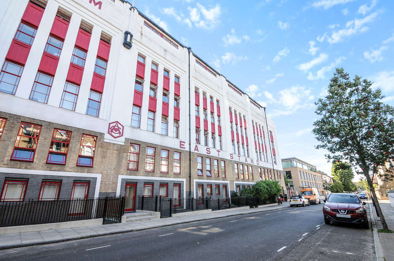 2 Bedrooms Flat for sale in Eaststand , Highbury Stadium Square