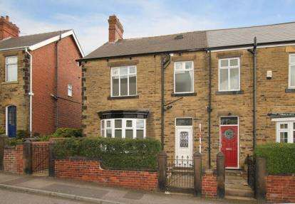 4 Bedrooms Semi Detached House for sale in Cecil Road, Dronfield, Derbyshire