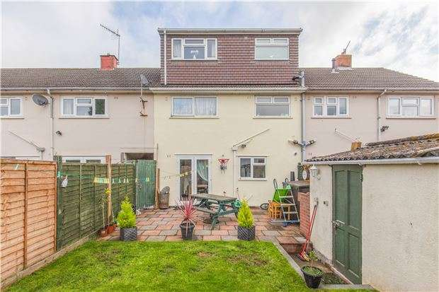 3 Bedrooms Terraced House for sale in Okebourne Close, Bristol, BS10 6QR