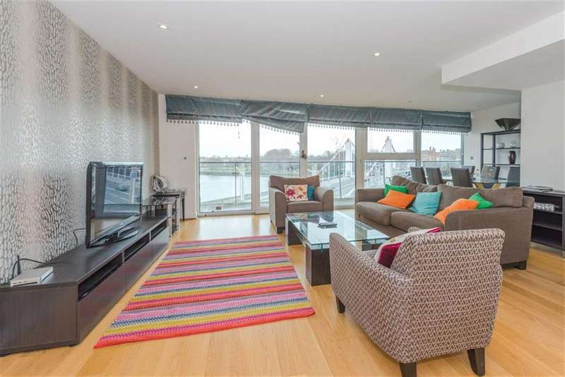2 Bedrooms Property for sale in Centurion Building, Chelsea, London, SW8