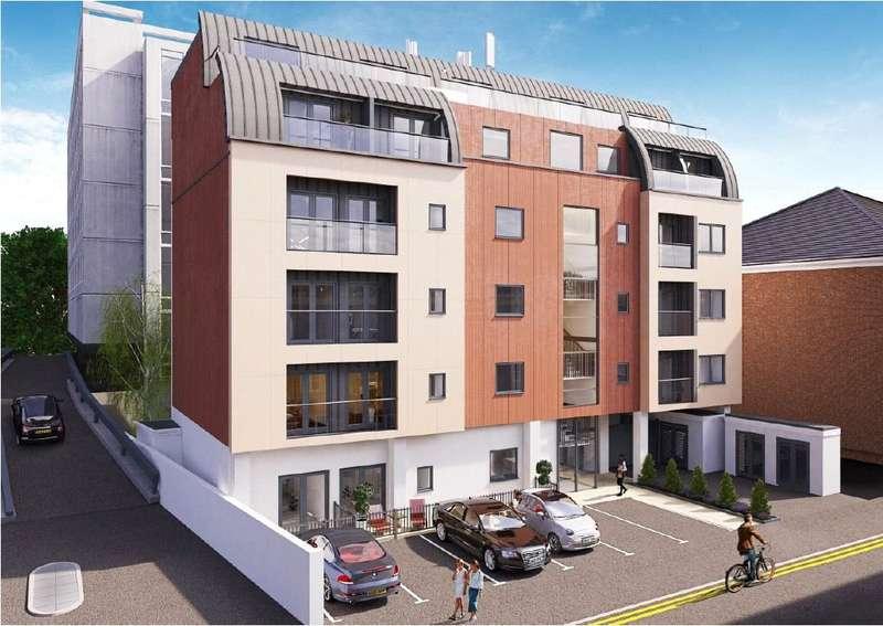 1 Bedroom Apartment Flat for sale in Lavender Park Road, West Byfleet, Surrey, KT14