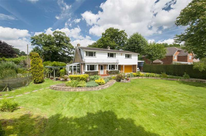5 Bedrooms Detached House for sale in Five Oaks, Dickley Lane, Lenham