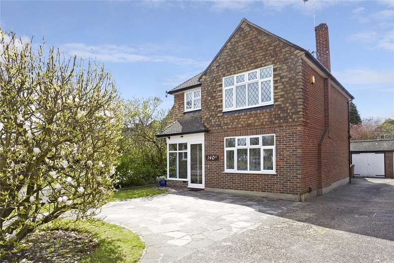 3 Bedrooms Detached House for sale in Banstead Road South, South Sutton, Surrey, SM2