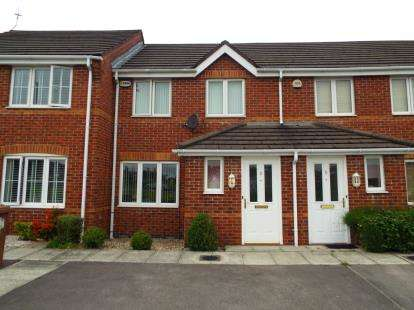 2 Bedrooms Terraced House for sale in The Broads, St. Helens, Merseyside, WA9