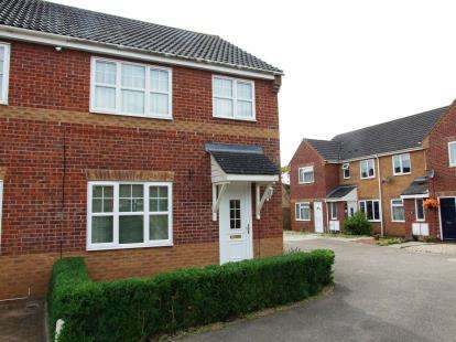 3 Bedrooms House for sale in Mildenhall, Bury St. Edmunds, Suffolk