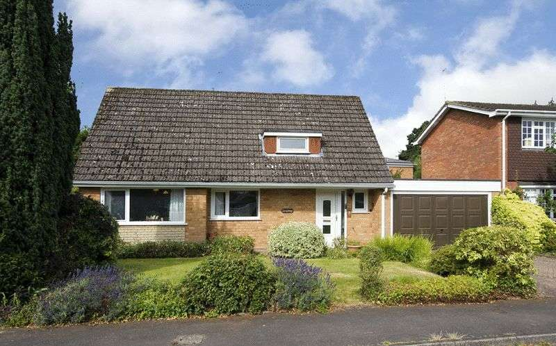 "3 Bedrooms Detached House for sale in ""The Cottage"", Linden Drive, Oldswinford, Stourbridge"