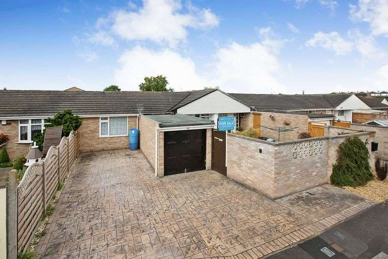 3 Bedrooms Bungalow for sale in Almond Tree Close, Bridgwater