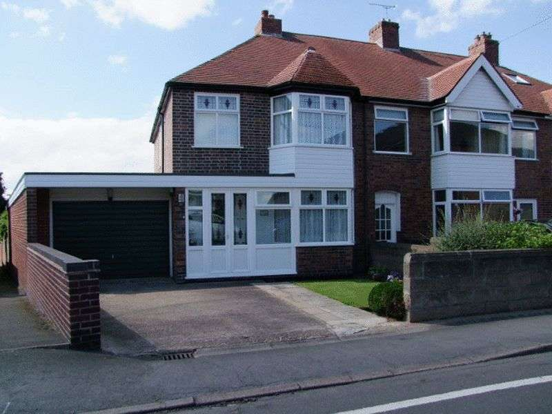 3 Bedrooms Semi Detached House for sale in Hill Street, Stapenhill