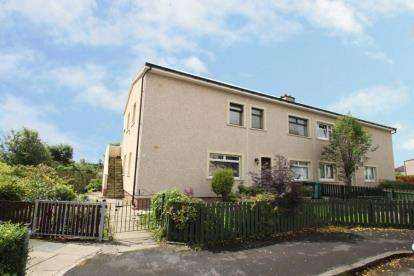 2 Bedrooms Flat for sale in Dornoch Place, Chryston