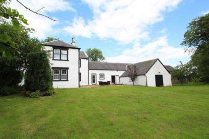 4 Bedrooms Detached House for sale in Grassyards Road, Kilmarnock
