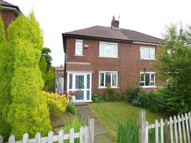 2 Bedrooms Semi Detached House for sale in Everest Street, Rochdale, Lancashire