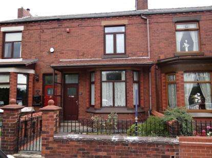 3 Bedrooms Terraced House for sale in Newton Road, St. Helens, Merseyside