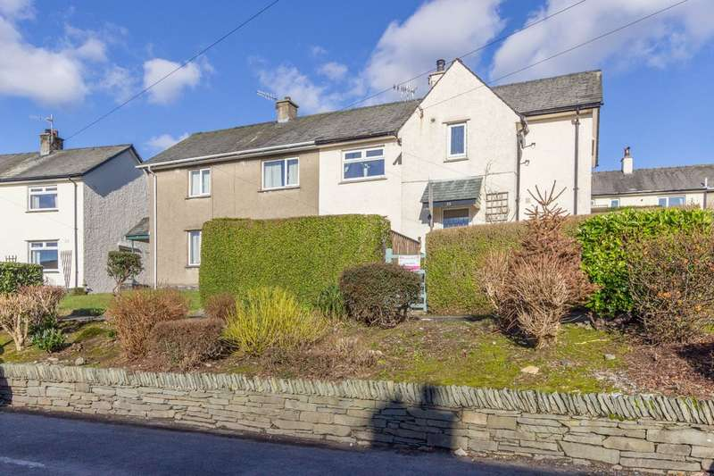 3 Bedrooms Semi Detached House for sale in 29 Droomer Drive, Windermere