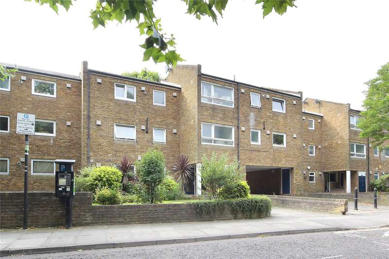1 Bedroom Flat for sale in Nantes Close, Wandsworth, London, SW18