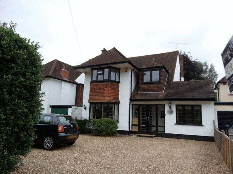 4 Bedrooms Detached House for sale in Outwood Lane, CHIPSTEAD, Coulsdon