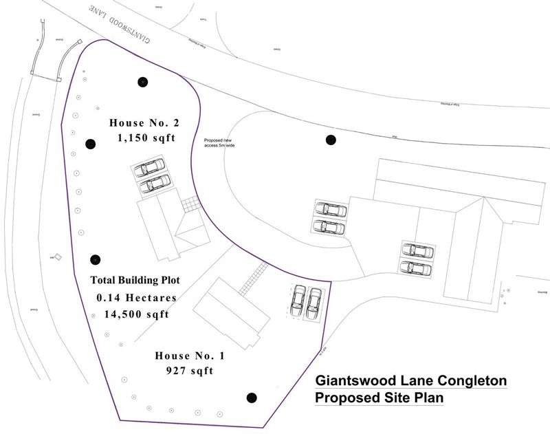 Land Commercial for sale in Giantswood Lane, Congleton