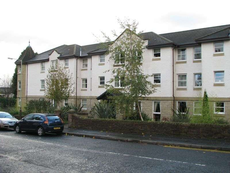 1 Bedroom Retirement Property for sale in 45 Glenearn Court, Crieff, PH7 3LE