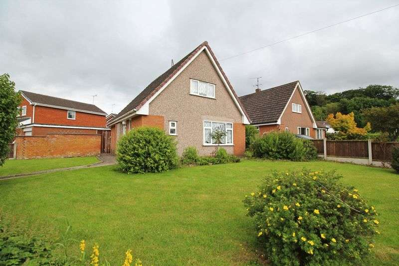 3 Bedrooms Detached Bungalow for sale in Lodgevale Park, Chirk