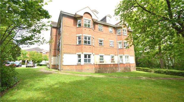 1 Bedroom Apartment Flat for sale in Regent Court, Norn Hill, Basingstoke