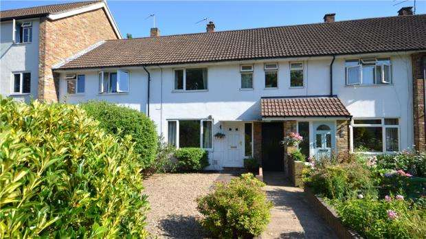 2 Bedrooms Terraced House for sale in Fairacre, Maidenhead, Berkshire