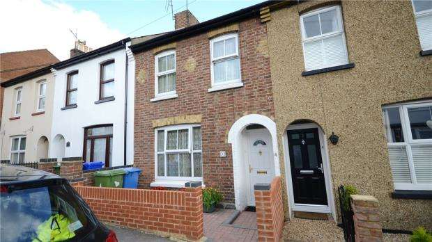 3 Bedrooms Terraced House for sale in Ventnor Terrace, Newport Road, Aldershot