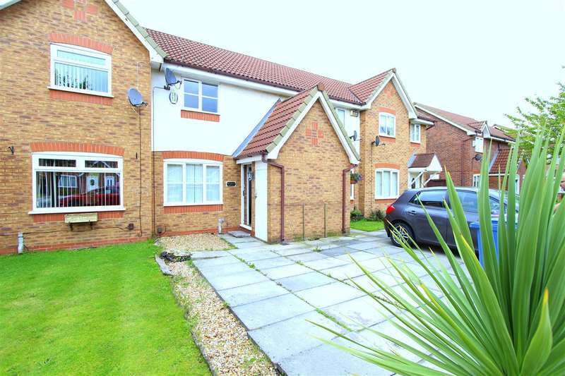2 Bedrooms Town House for sale in Libra Close, Knotty Ash, Liverpool
